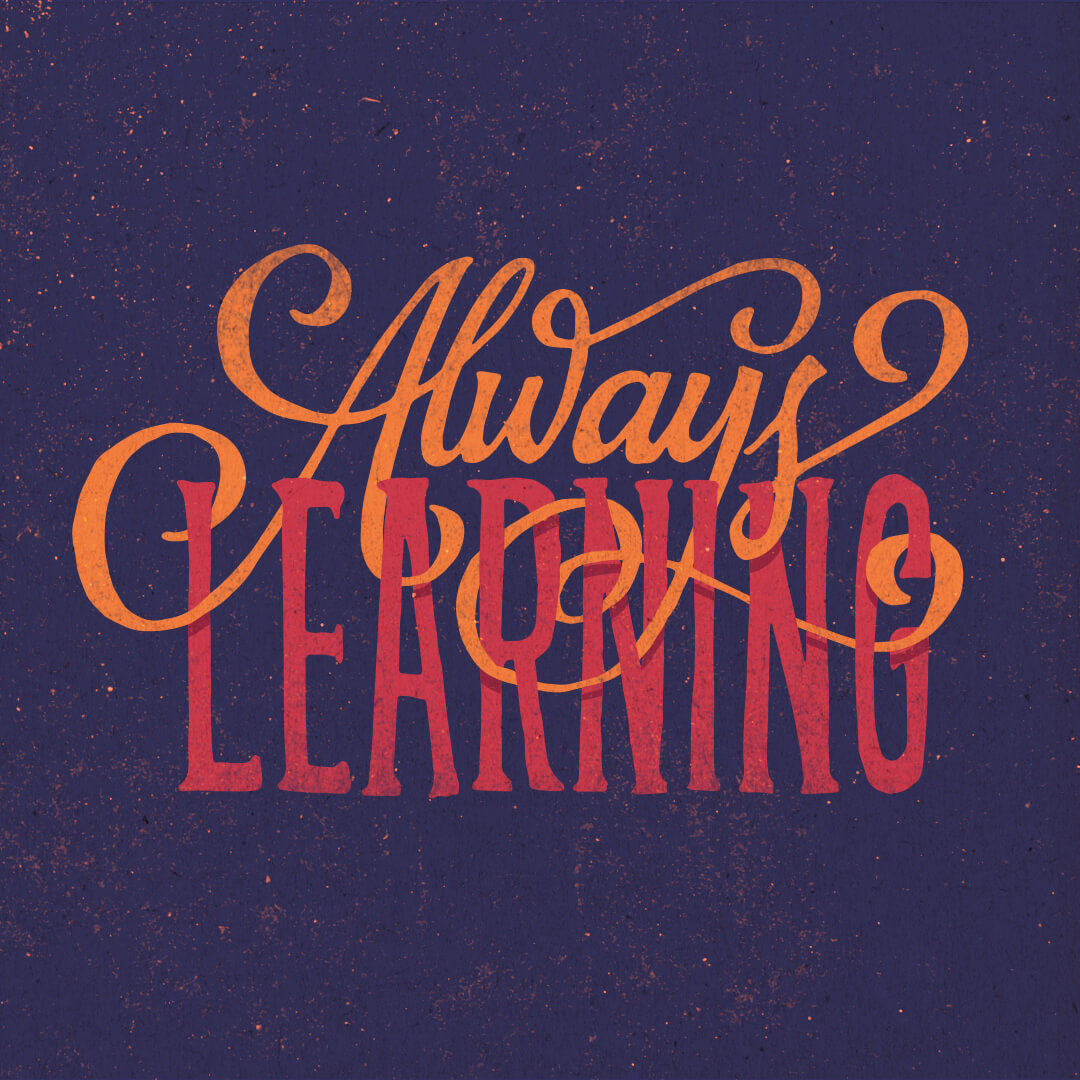 Always Learning - Sergi Morales