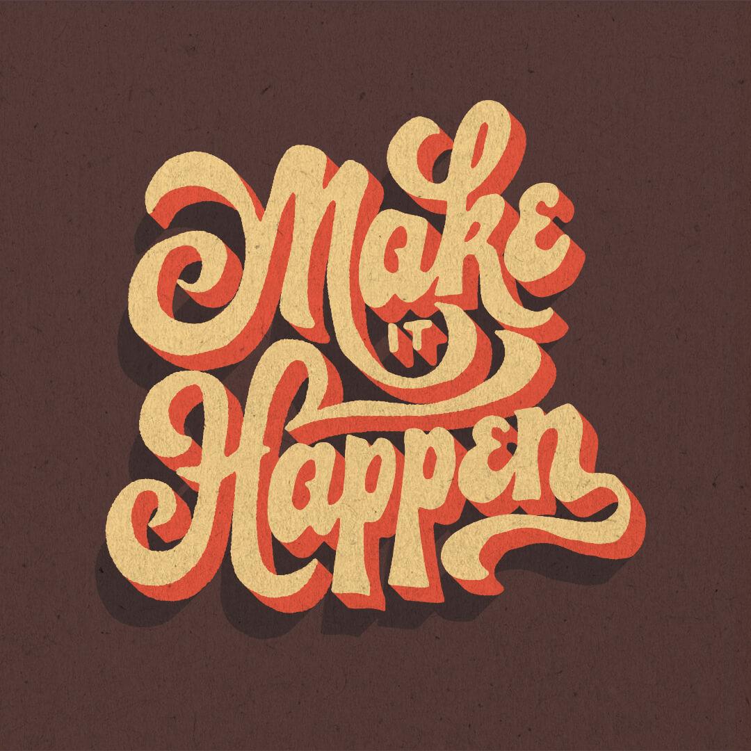 Make It Happen - Sergi Morales