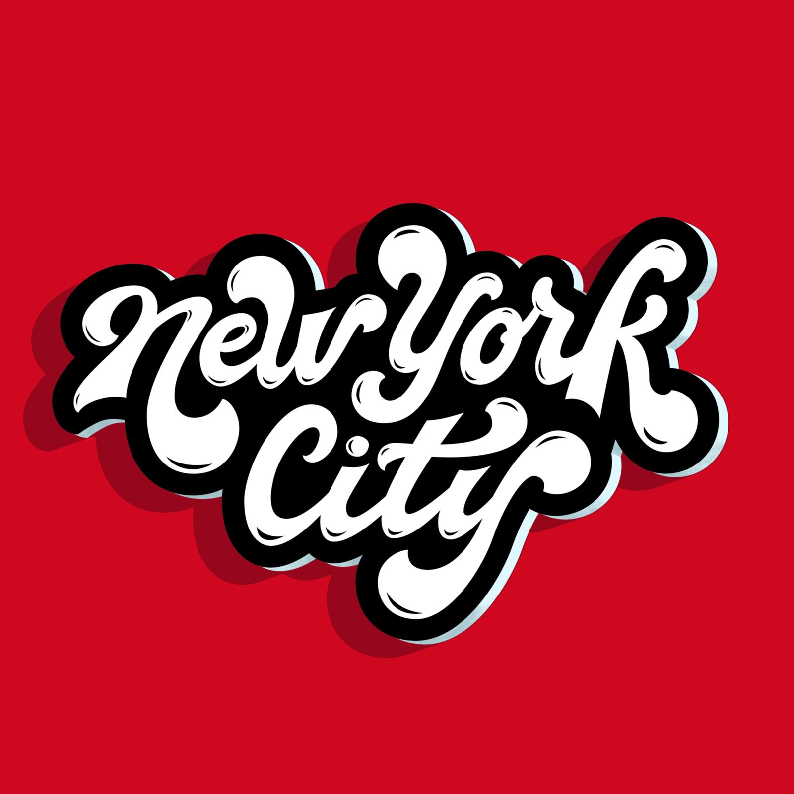 Type&Doodle - New York City