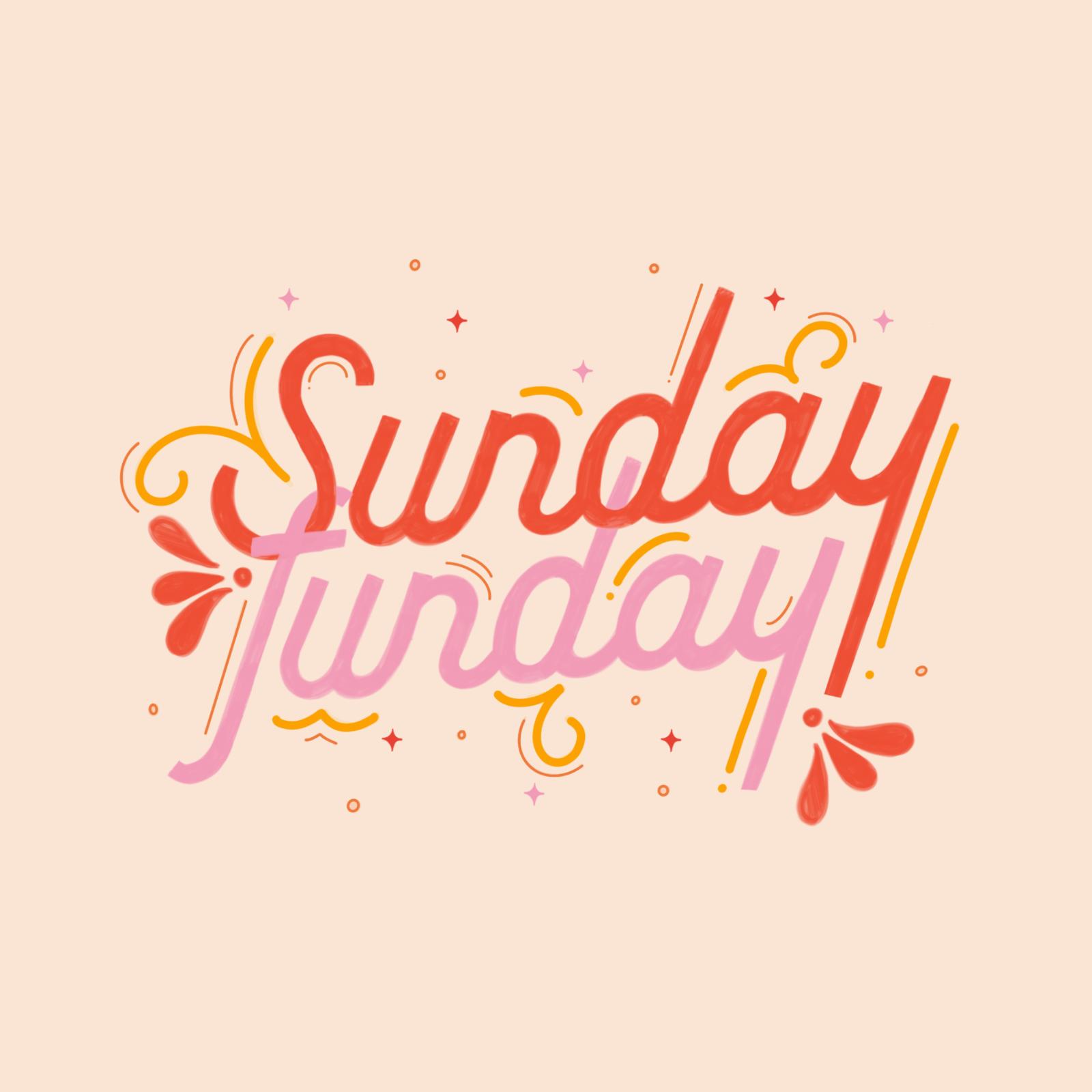 Steph Honey/Dear Charlie - Sunday Funday