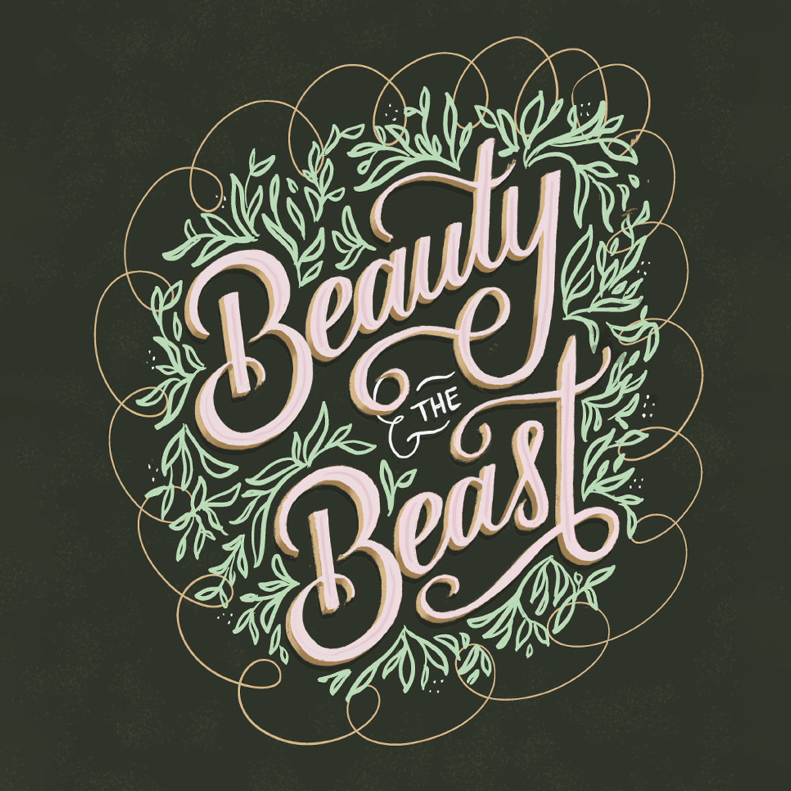 Beauty And The Beast - Helena Olson