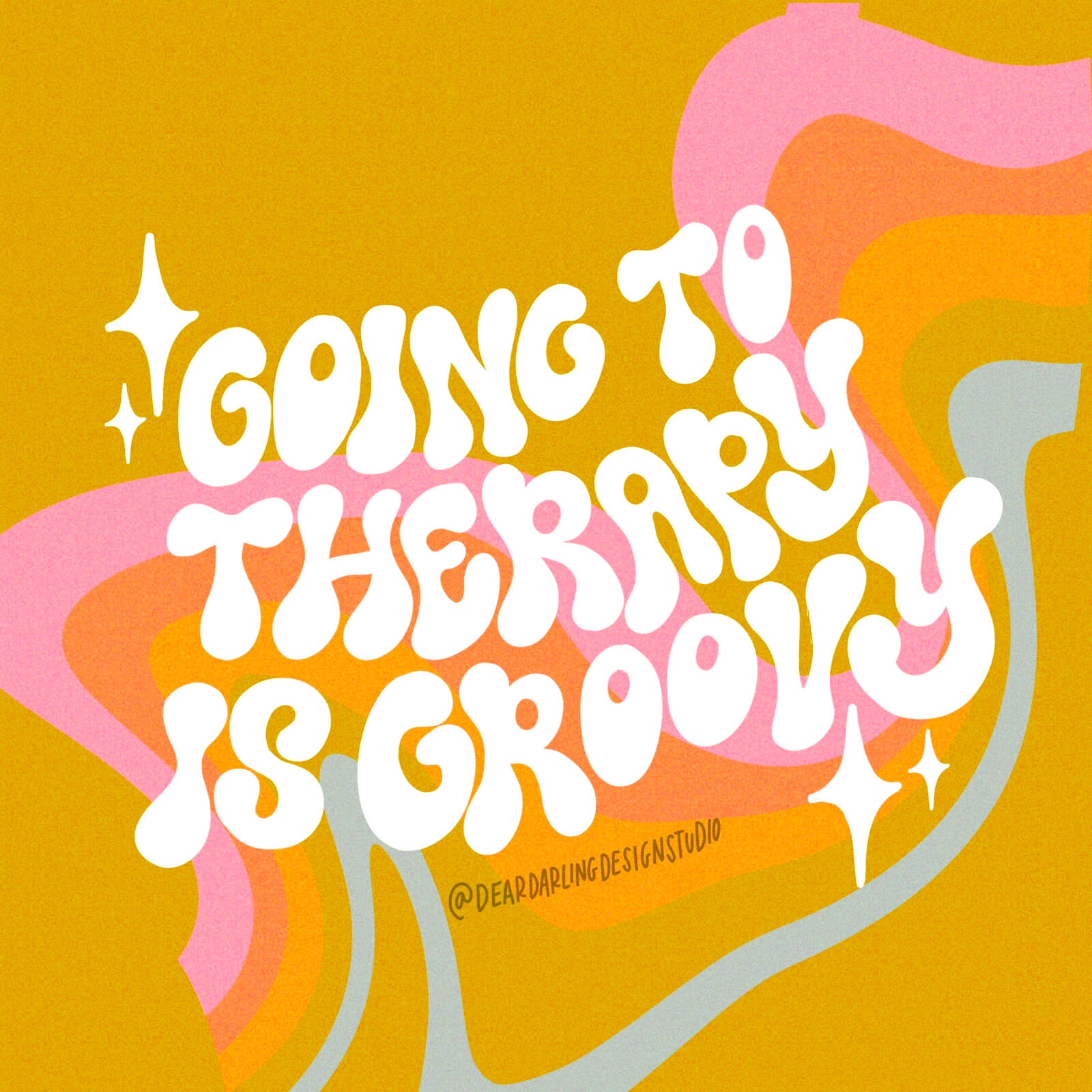 Therapy is Groovy - Darra Sargent