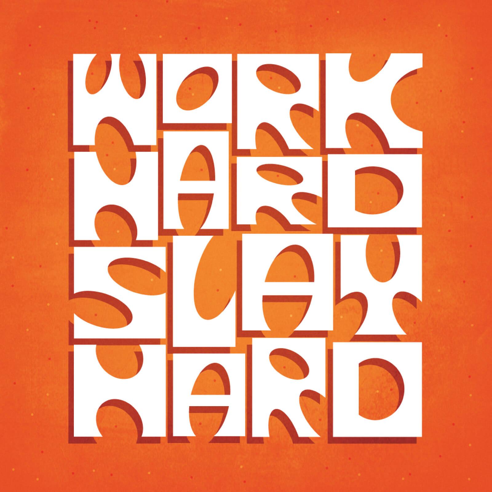 Work Hard Slay Hard - Shreya Pratap Tawade