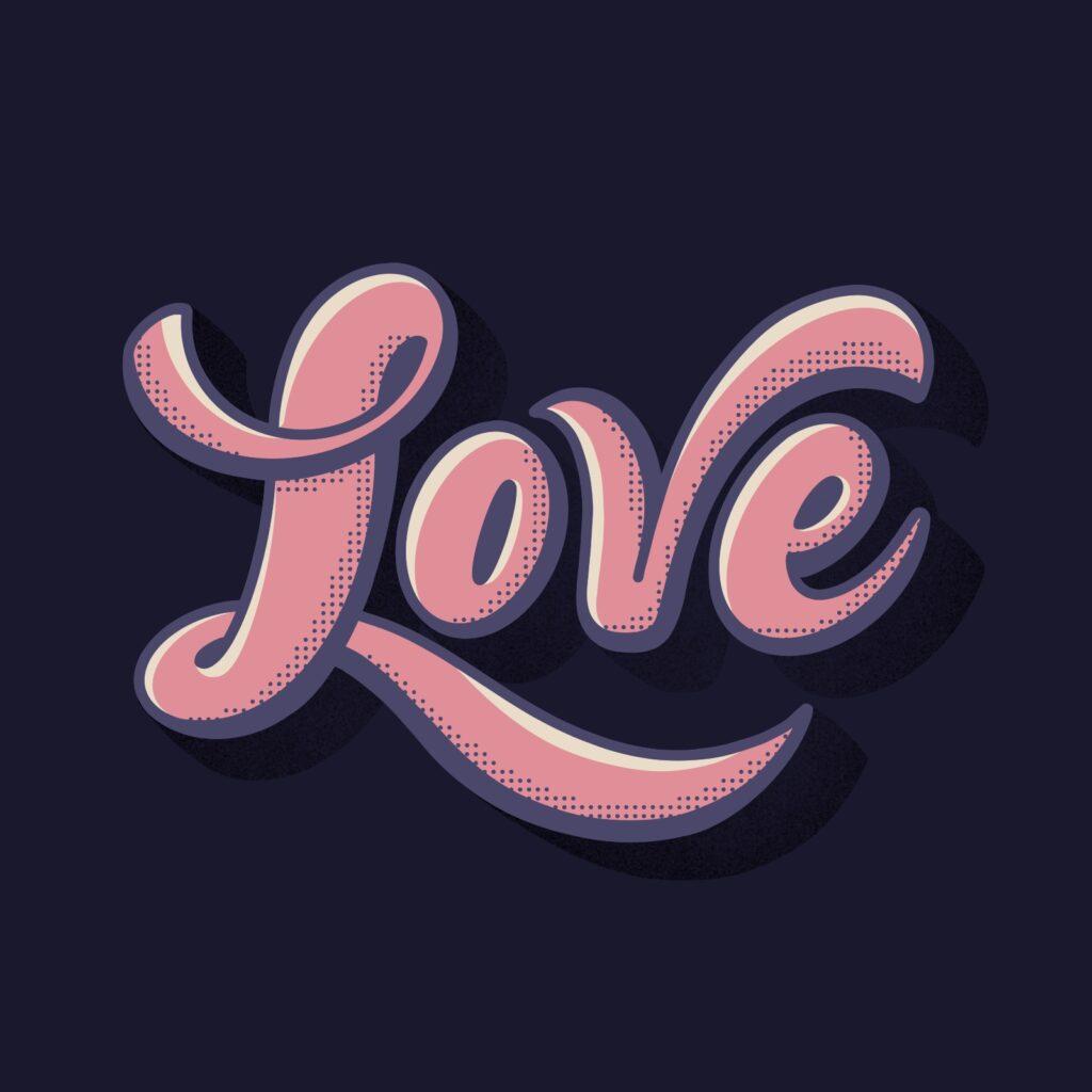 Love - Jeanne Komp