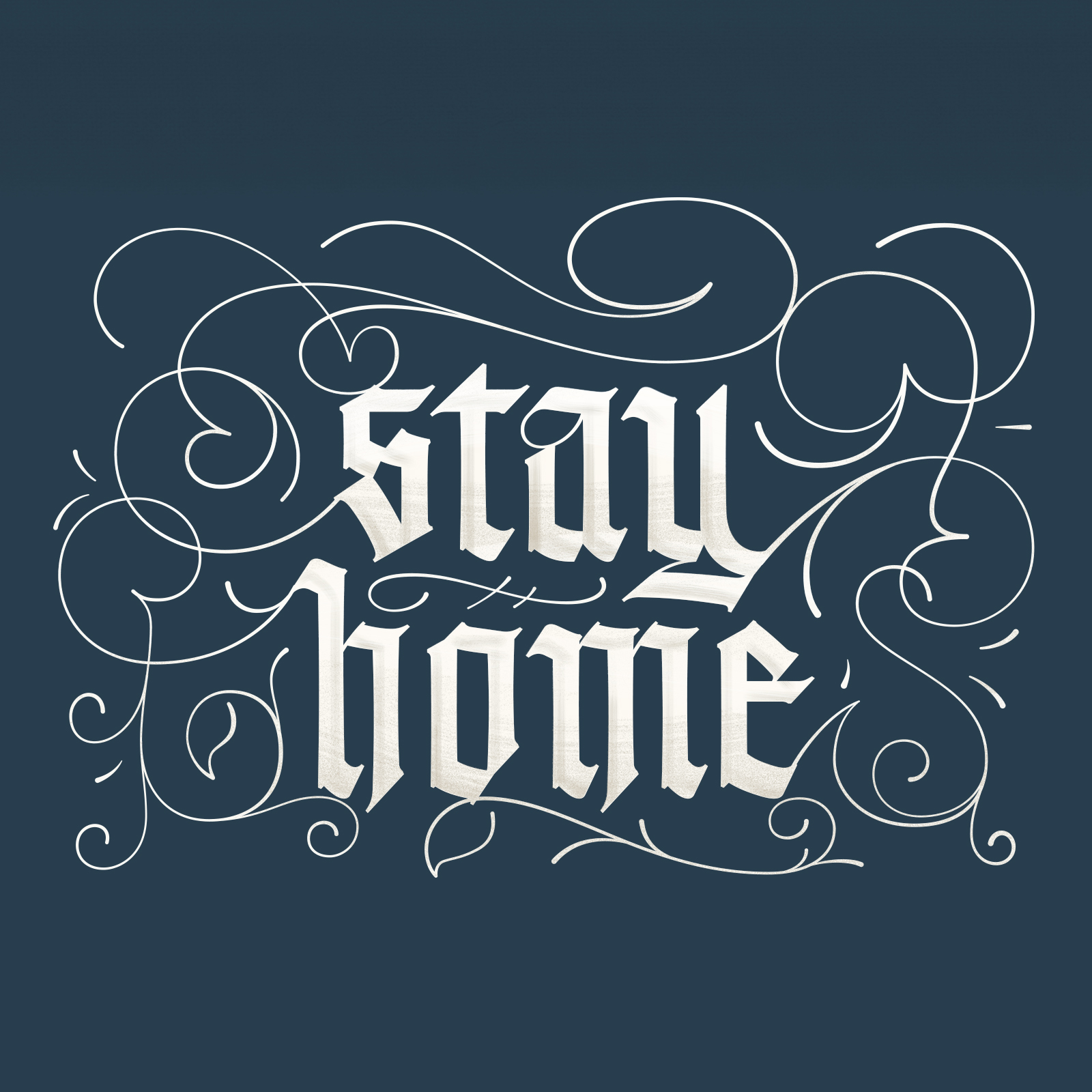 Stay Home - Renan Torres