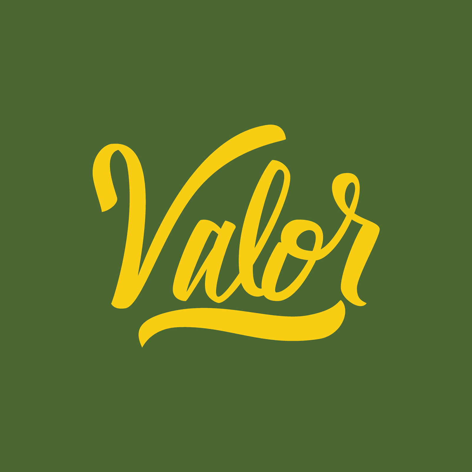 Valor - Darold Pinnock