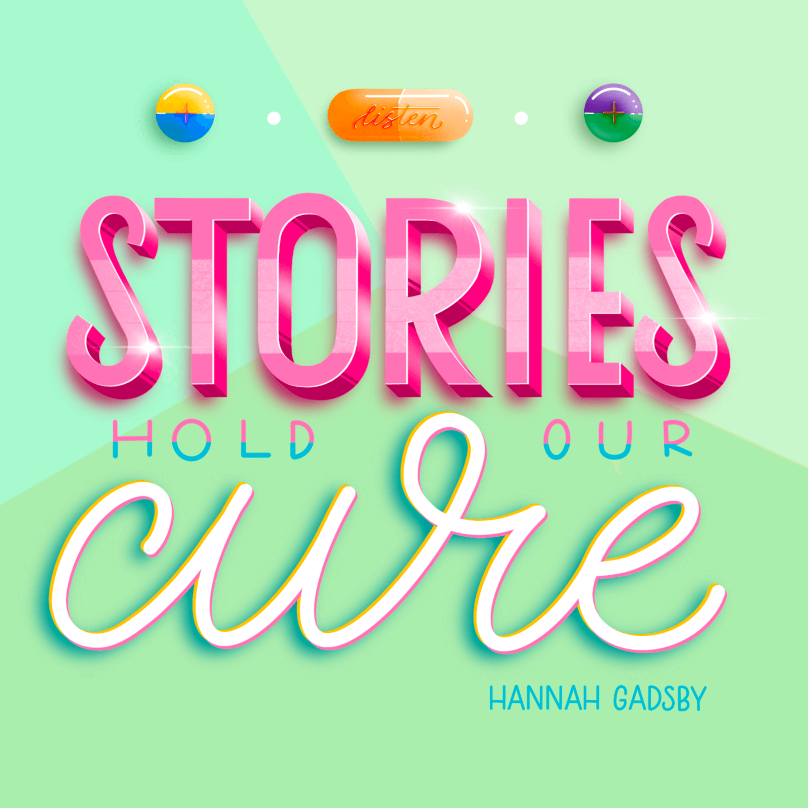 Stories Hold Our Cure - Kaitlyn Armitano
