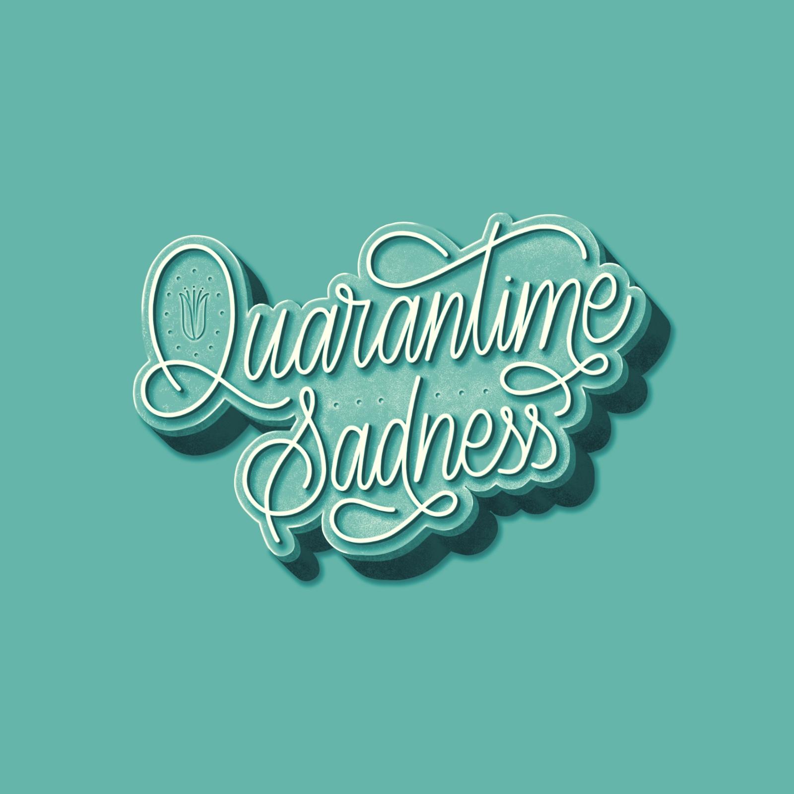 Quarantime Sadness - Julia Berezina