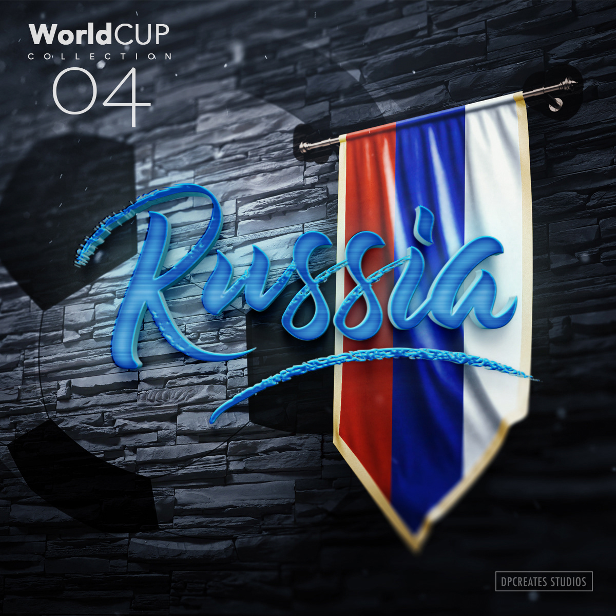 World Cup Russia - Darold Pinnock