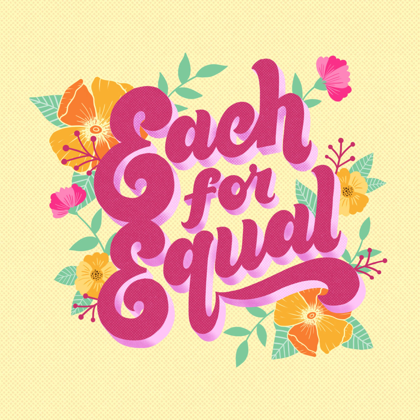 Each For Equal - JenniferGreive