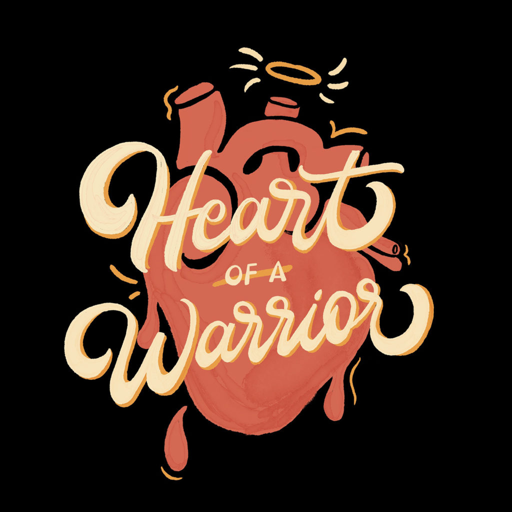 Heart Of A Warrior - SuprMood