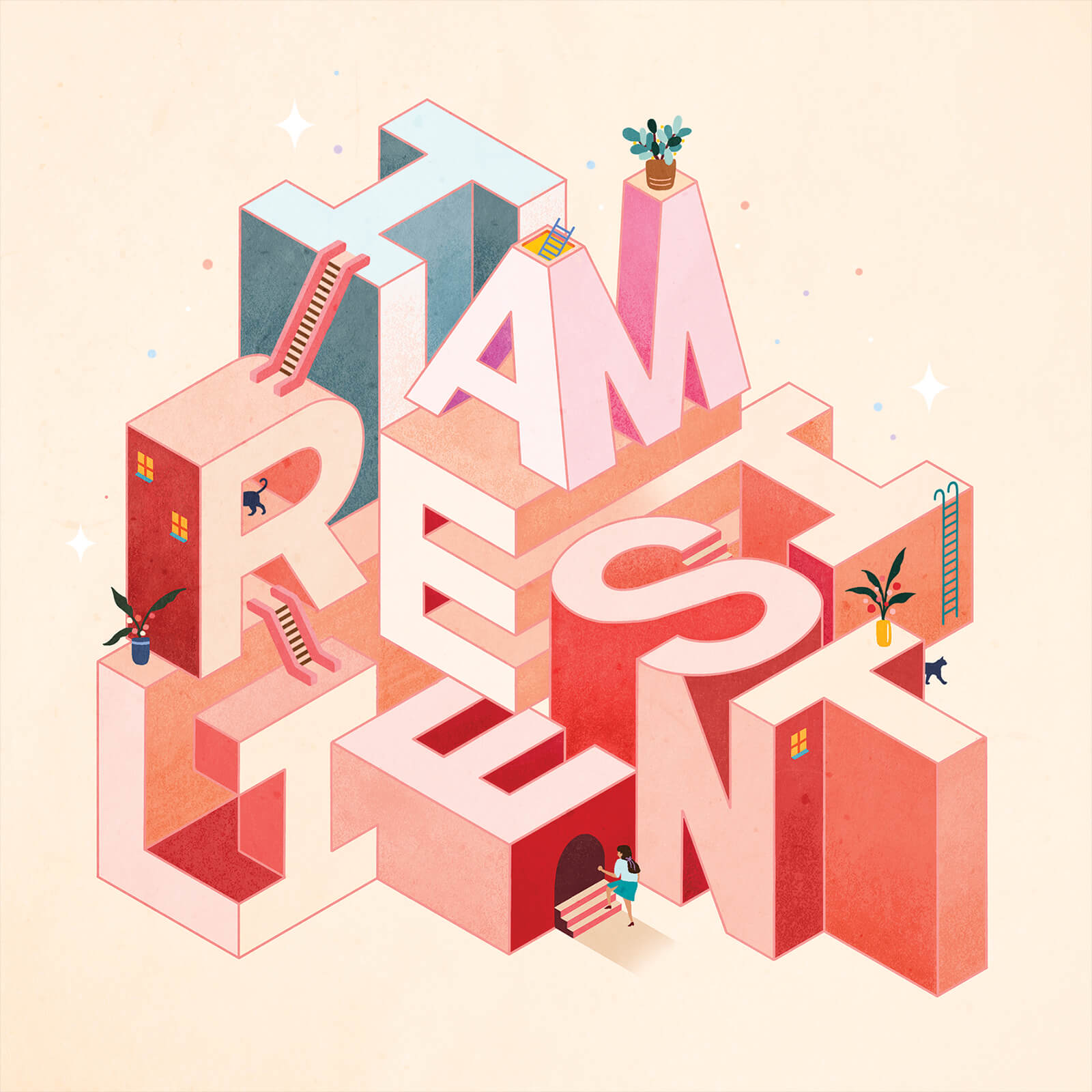 I Am Resilient - Leah Chong