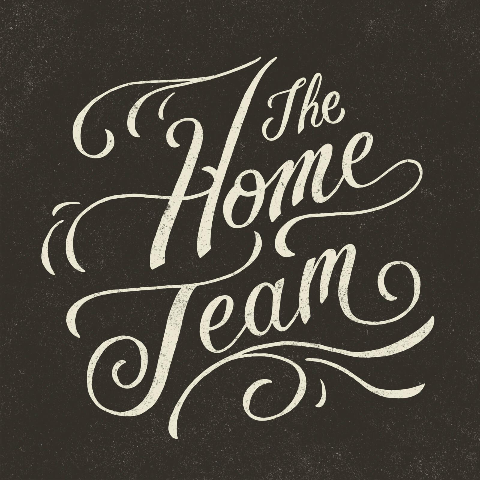 The Home Team - Richard Damm