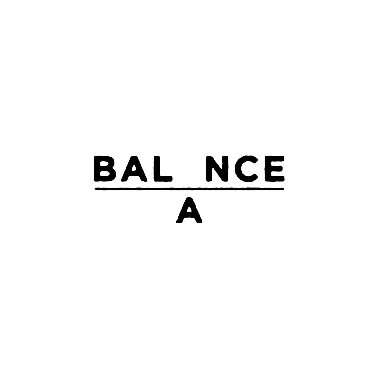 BALANCE - Daren Newman