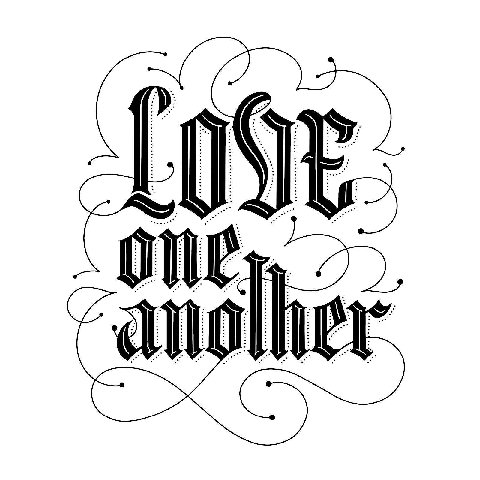 Love One Another - Jane Wongjirad
