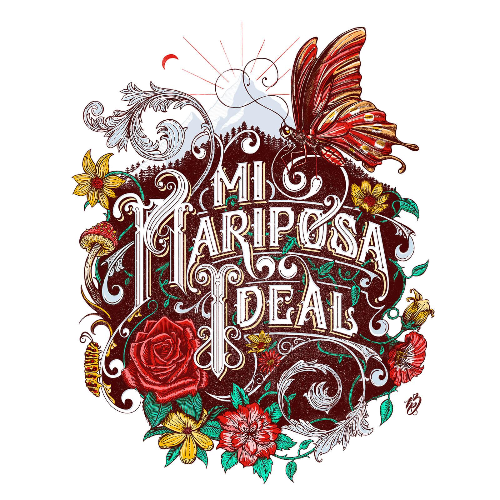 Mi Mariposa Ideal - David Ramos