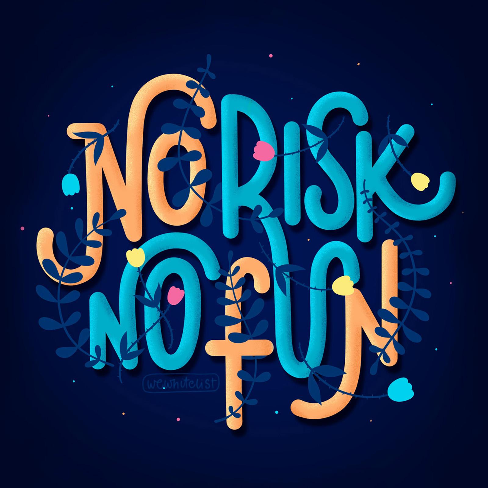 No Risk No Fun - Anastasia Nekrasova
