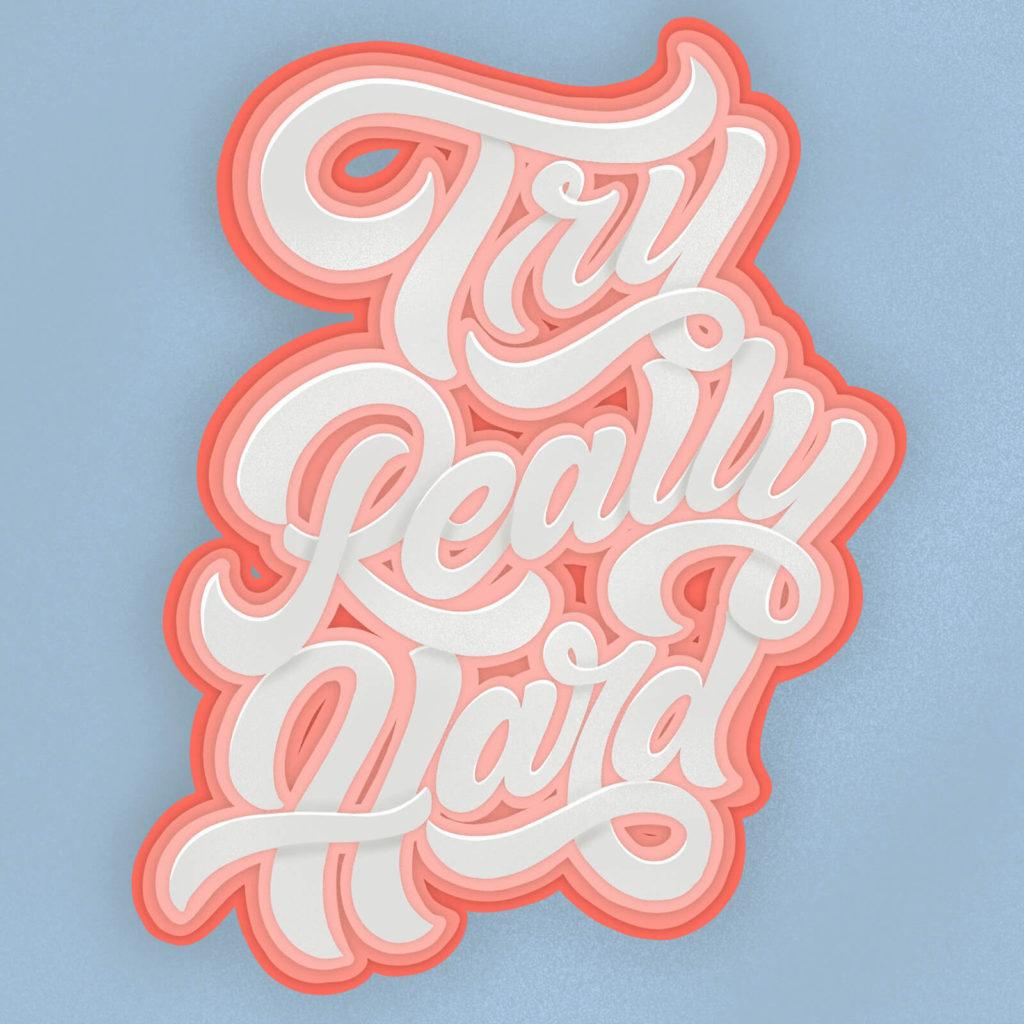 Try Really Hard - Bobby Cerda