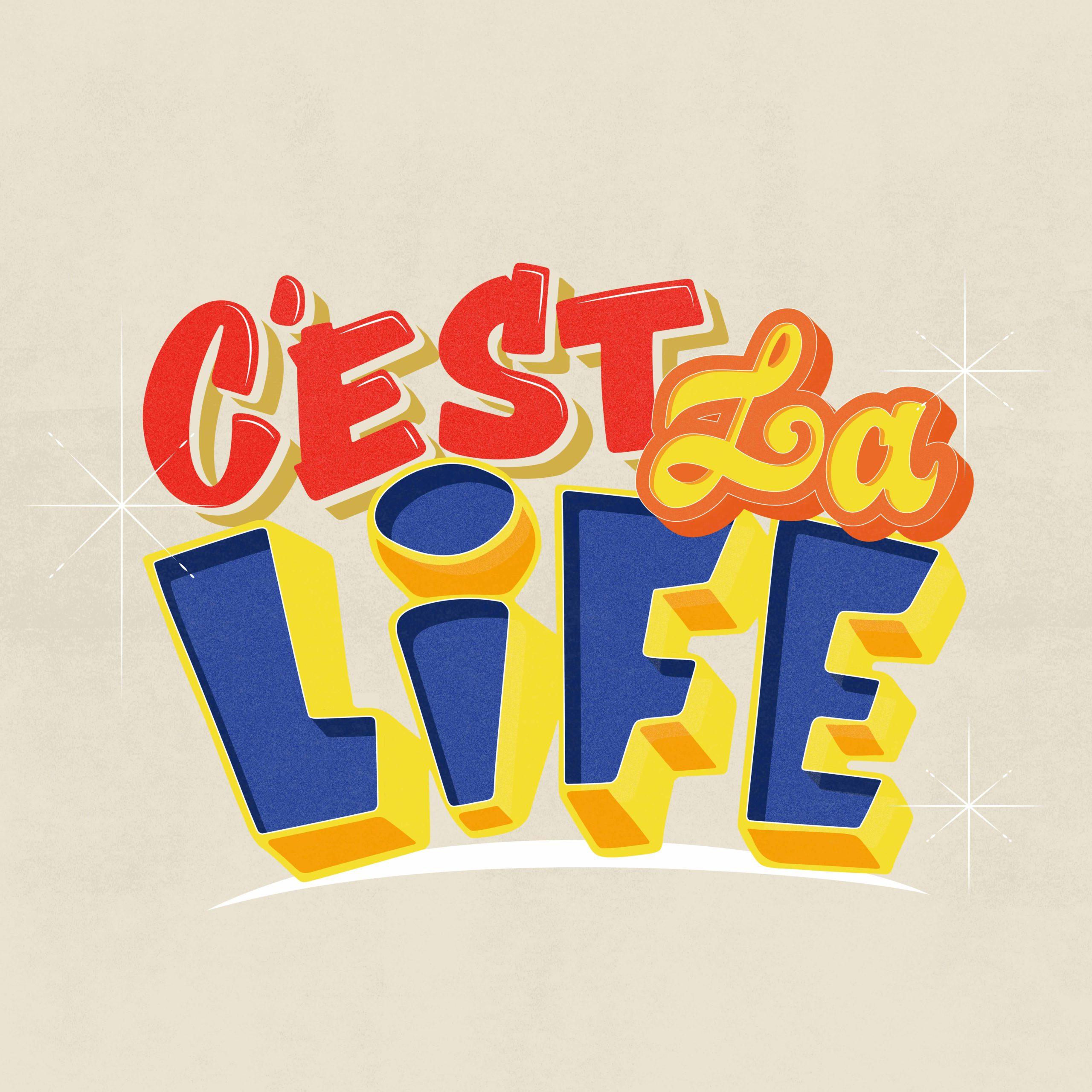 C'est la life - Nicole Rauen-min