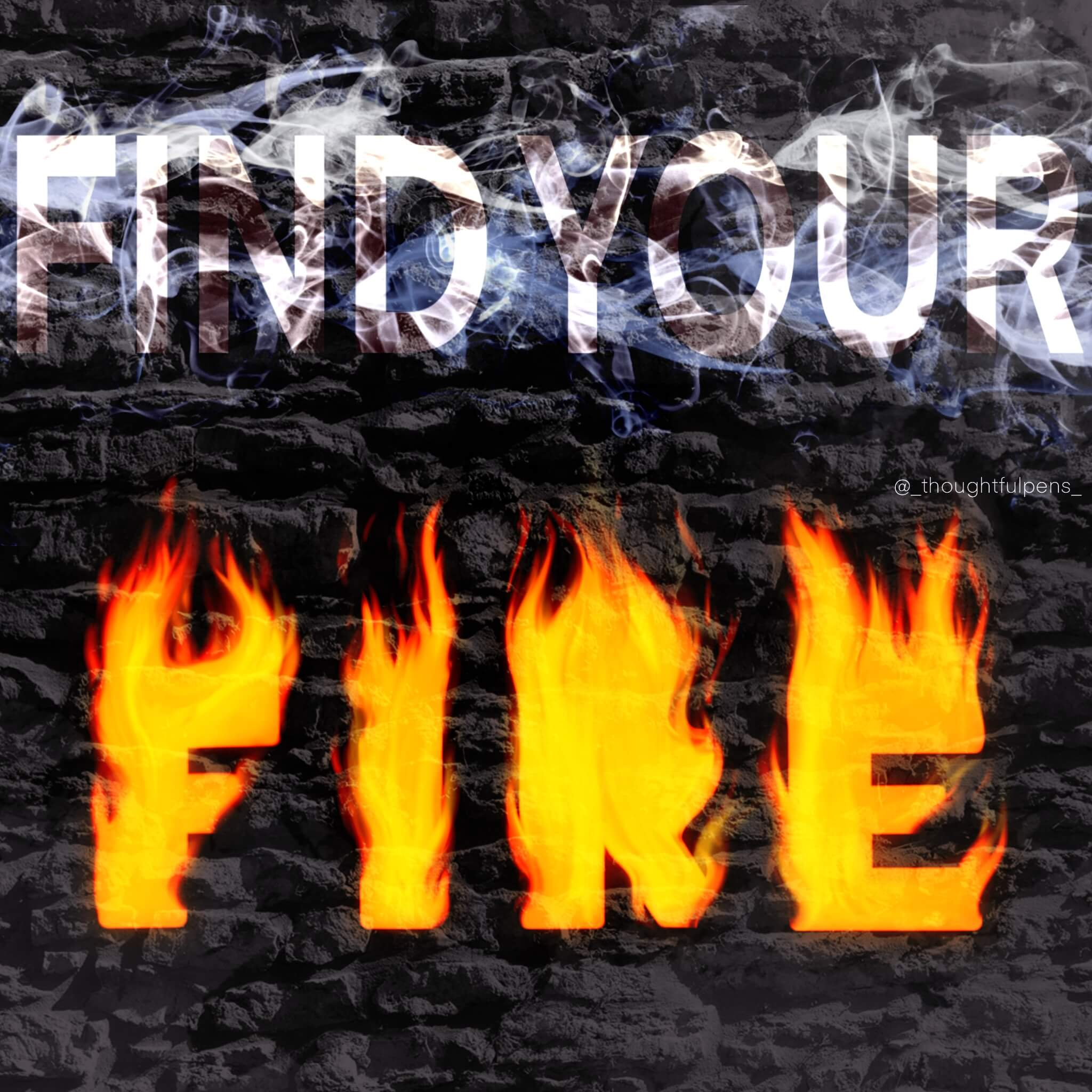 Find Your Fire - Jhanvi madaan