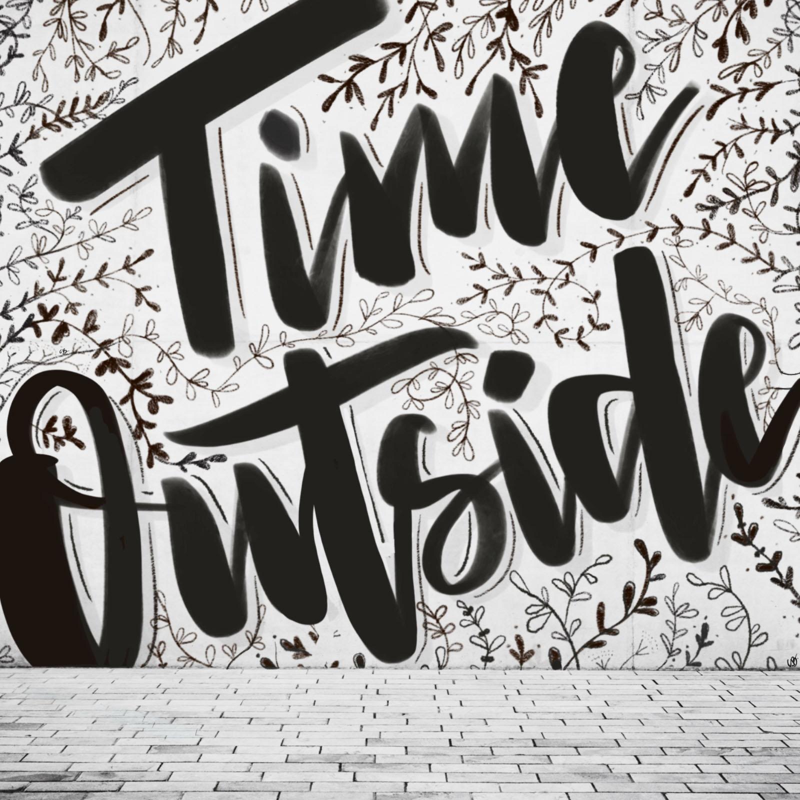 Time Outside - Clarice Bajkowski