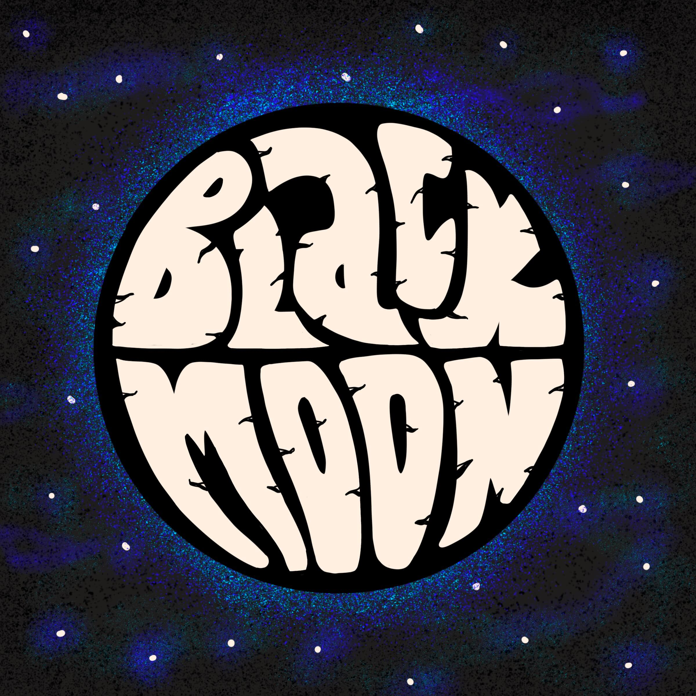 Black Moon - Lajja Marjadi