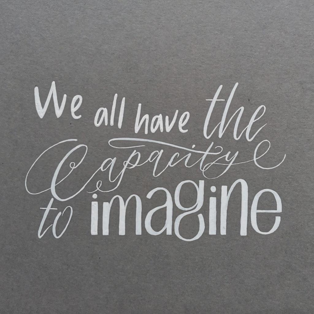 Imagine - Rebekkah Hughes