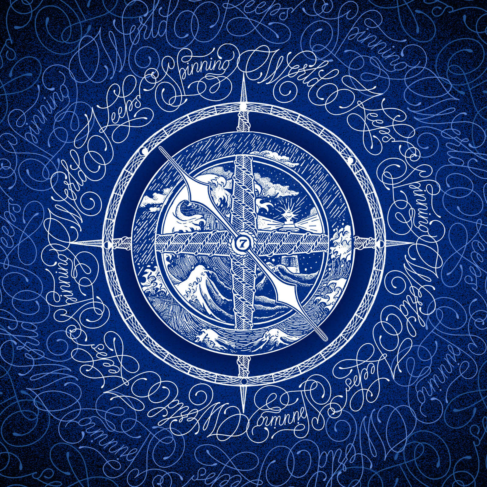 World Keeps Spinning - Tanya Seleznyova