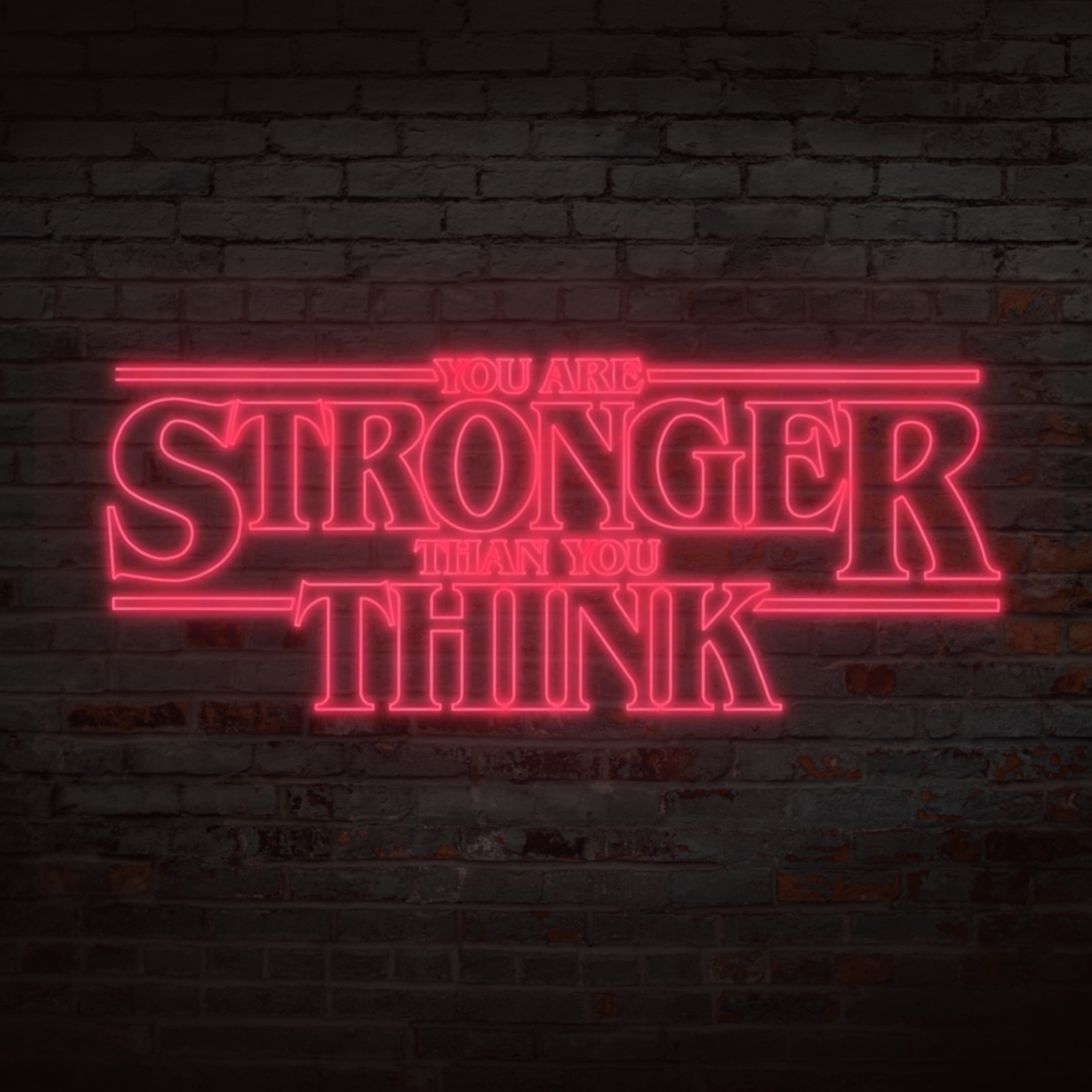 You Are Stranger Than You Think - nothinglastsforever
