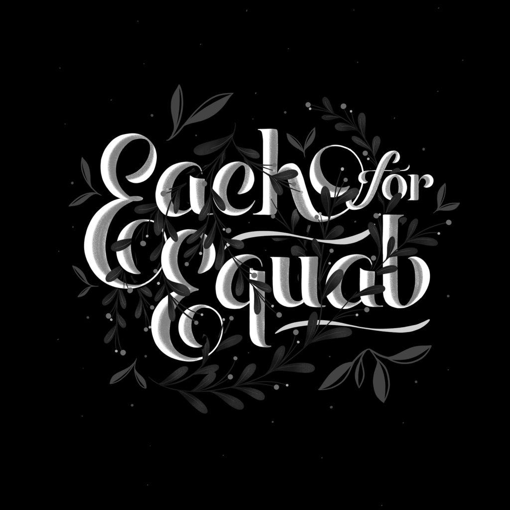 Each for Equal - Jane Wongjirad