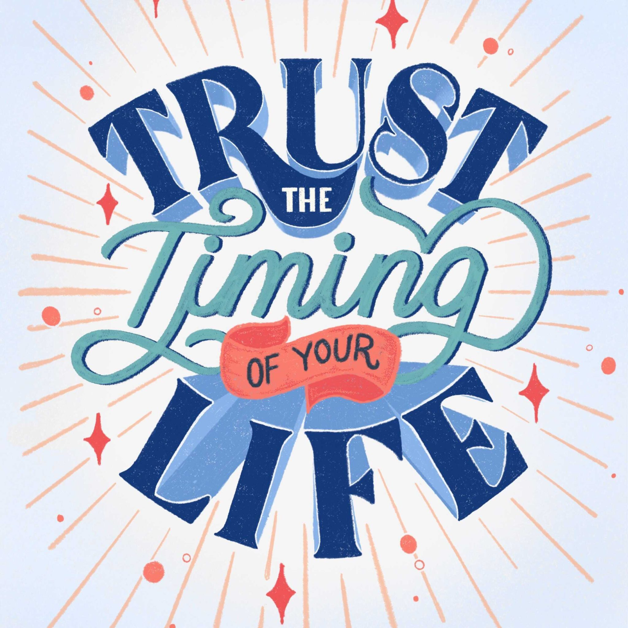 Trust the Timing of Your Life - Haima Abdul Vahid