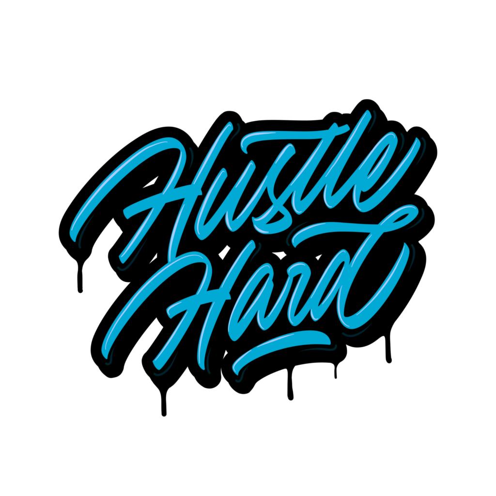 Hustle Hard - Mujahid Al Fikri