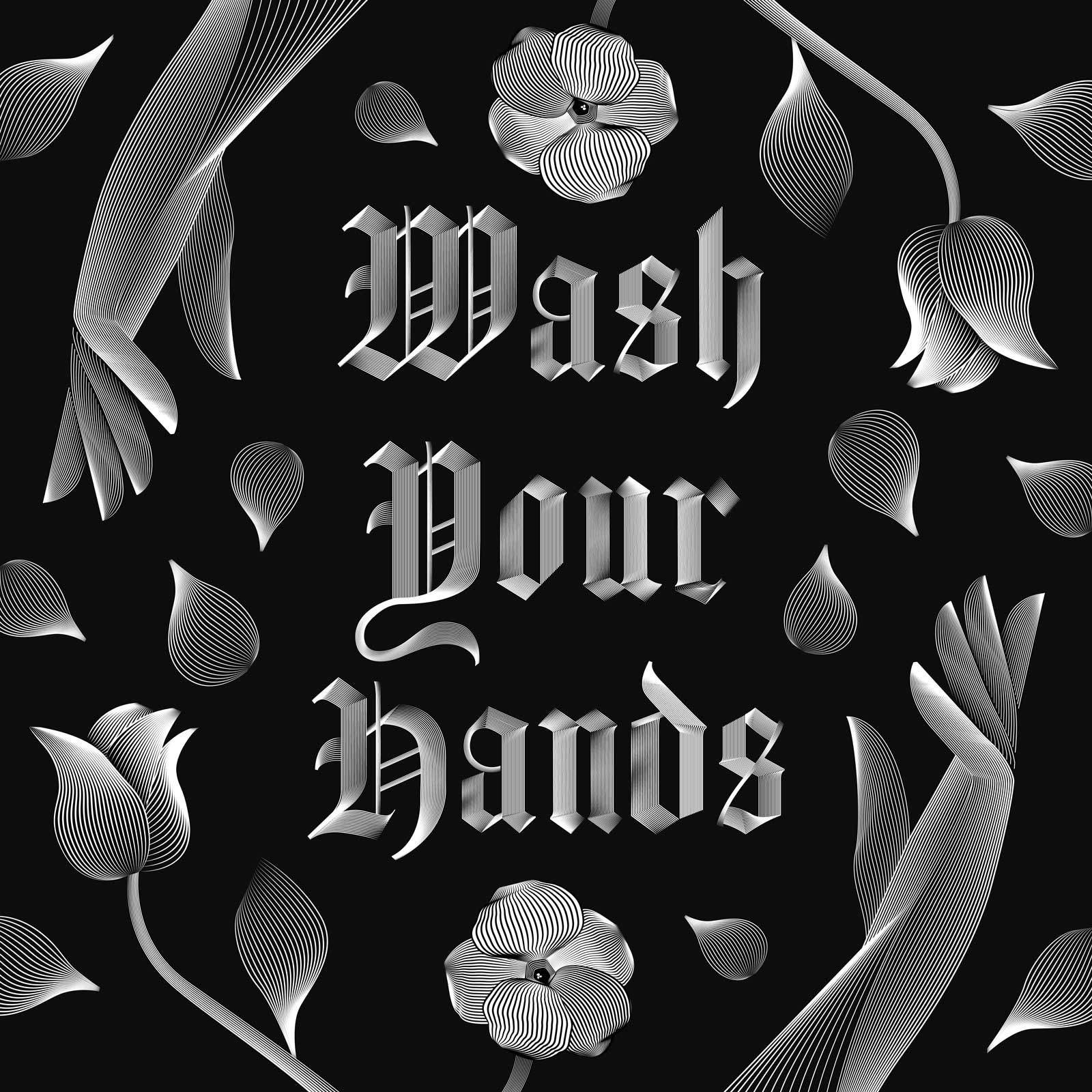Wash Your Hands - Libby Connolly