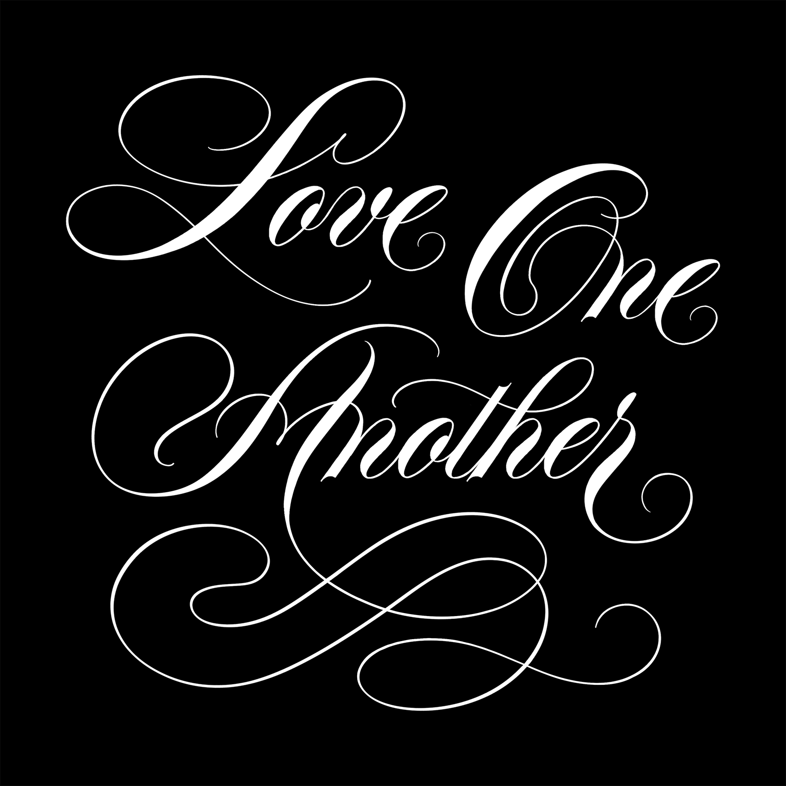 Love One Another - Leah Chong