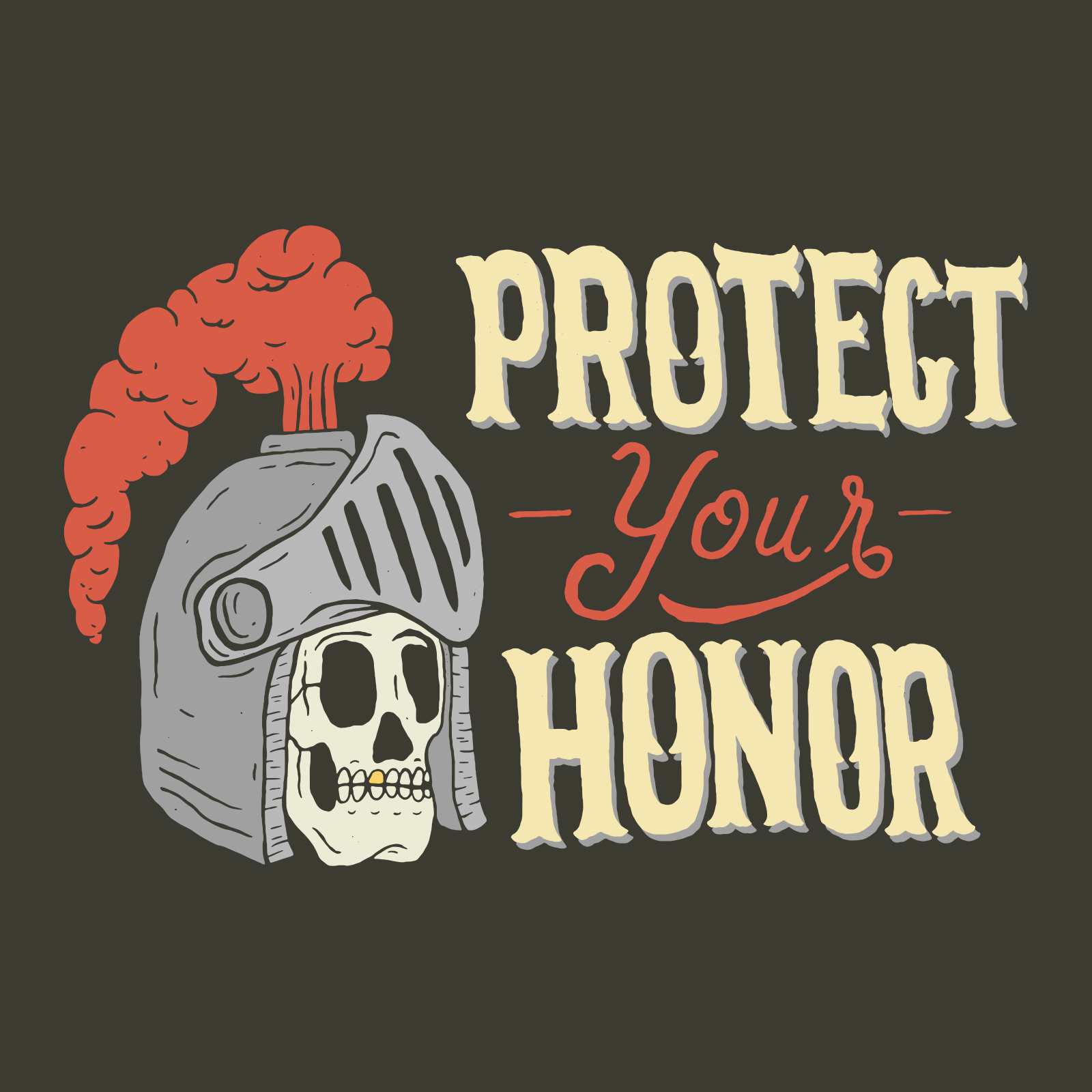 Protect Your Honor - Richard Damm